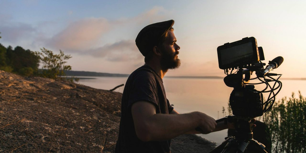 Questions with a Local Filmmaker: Caleb Childers