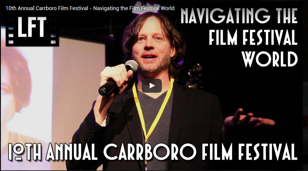 Local Film Talk: Navigating the Film Festival World